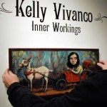 """Inner Workings"" and ""The Wild Ones"" open at Thinkspace Gallery"
