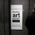 #TwitterArtExhibit: Postcards,Tweets for Arts Division Charity at Exhale Unlimited