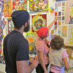 CARTWHEEL Mini Art Fair and Pop Up: Playing Music, Making Art, and Connecting