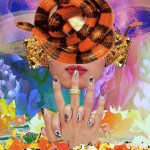 Seeing the World with Astral Eyes: Collage Artist Become Fashion Impresario