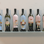 """Kim Dingle's Wine Bar for Children at Mister Ling's Market"""