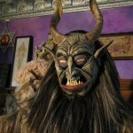 Krampuslauf at the Downtown Artwalk