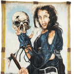 "Brandon Boyd Curates ""The Horror, The Horror"" at Ernie Wolfe"