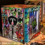 Red Bull Curates: Canvas Cooler Project Colorful, Challenging for Artists and Judges