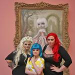 "Photos: Mark Ryden ""Gay 90s West"" Opening at Kohn Gallery"