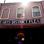 Arts District Flea Grand Opening with Cartwheel Art Tour : July 11