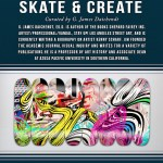 Save the the Date: Aug 30, Skate & Create at Flower Pepper Gallery