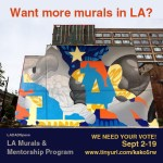 LA Murals & Mentorship Program Will Help At-Risk Youth