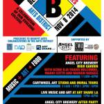 Council District 14 Supports Cartwheel Art Tours During Bloomfest LA.