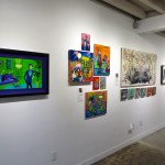 """TEN : Orange County"" Group Exhibition closes at AR4T Gallery in Laguna Beach this Sunday."