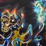 """Joseph Arthur's """"Alien Flowers"""" Solo Exhibition Opens in LA Wednesday 4/8!"""