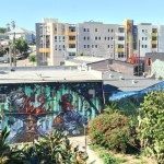 "Cartwheel Art Tours & Obscura Society LA in Echo Park: The Murals of ""Animal Alley""and Belmont Tunnel & Belmont Art Center"