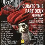 "Preview & Save the Date: Feb 6 ""Curate This, Part Deux"" Gabba Gallery"