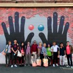 Cartwheel Art Tours Coverage: Airbnb Open – 35 Neighborhood Explorations in Los Angeles, Curated and Produced by Cartwheel Art Tours Founder, Cindy Schwarzstein