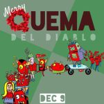 "Save the Date: ""Quema Del Diablo,"" A Music and Arts Festival at the Joshua Tree Retreat Center – December 9th & 10th"