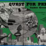 "Save the Date: ""A Quest for Peril"" by Calder Greenwood at THESE DAYS – Saturday November 11th"