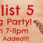SAVE THE DATE! Wishlist 5 Closing Party at Gabba Gallery – Saturday December 16th (7-11pm)