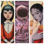 """SAVE THE DATE: Opening Reception of """"Betwixt and Between"""" by Sarah Joncas and Kelly Vivanco & """"1984"""" by Scott Listfield at Thinkspace Gallery – Saturday January 6th (6-9pm)"""
