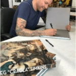 "Save the Date: Greg ""Craola"" Simkins – Book Signing at KP Projects – Sunday December 9th (2-4pm)"