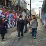 "Cartwheel Art Tours: ""Graffiti Walk with Steve Grody"" – DTLA Arts District"