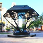 SAVE THE DATE: Presentation of Moiré Mandala by Mark Walsh in Pershing Square – Thursday July 12