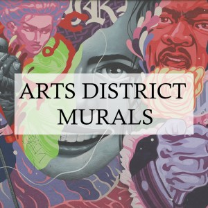 DTLA Arts District murals, street art and graffiti tour