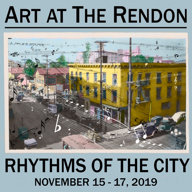 At At The Rendon: Rhythms of the City