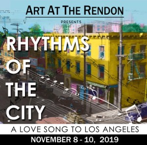 Art At The Rendon presents RHYTHMS OF THE CITY