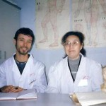 Frank Caruso with Cheng Du University Doctor