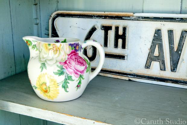 Vintage-jug-and-street-sign