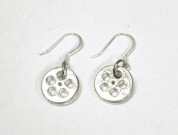 Movie Reel Earrings