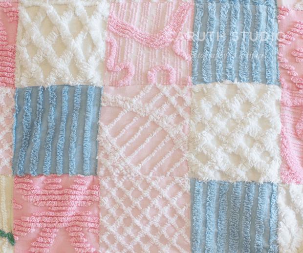 Stitched quilt