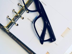 10 Signs You Need a Personal Assistant- Glasses- Planner- Calendar