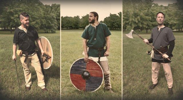 Viking Warrior costumes