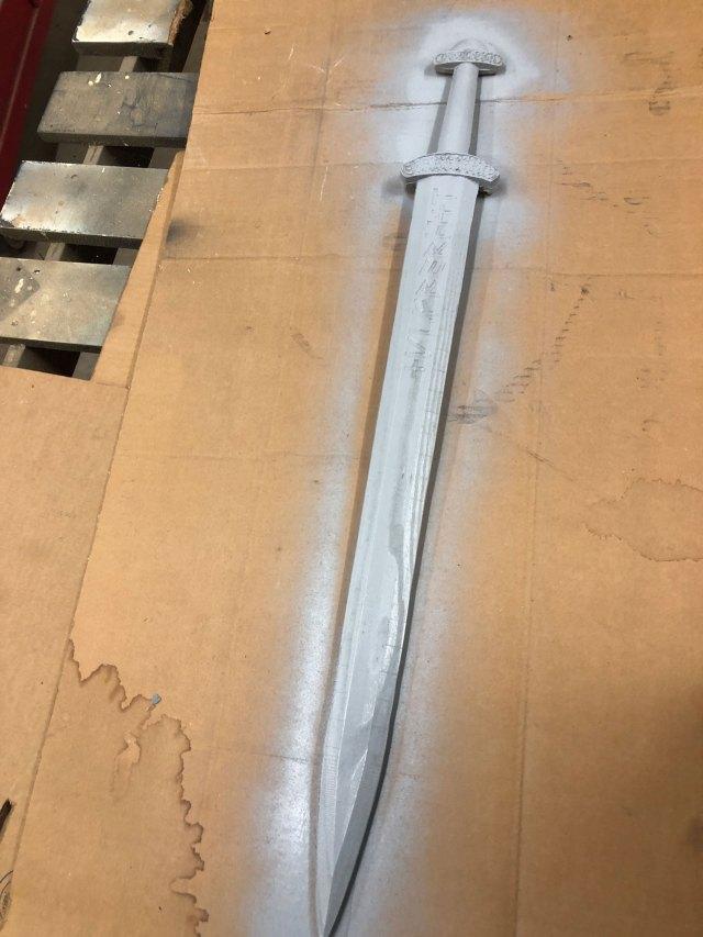 viking sword primer