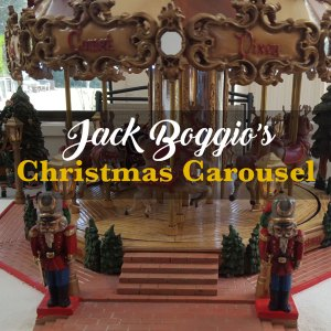 Jack Boggio's Christmas Carousel