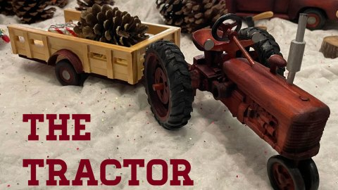 The Tractor and Hayride