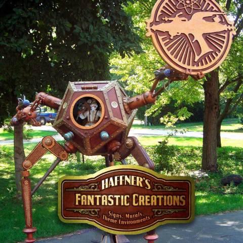 Haffner's Fantastic Creations