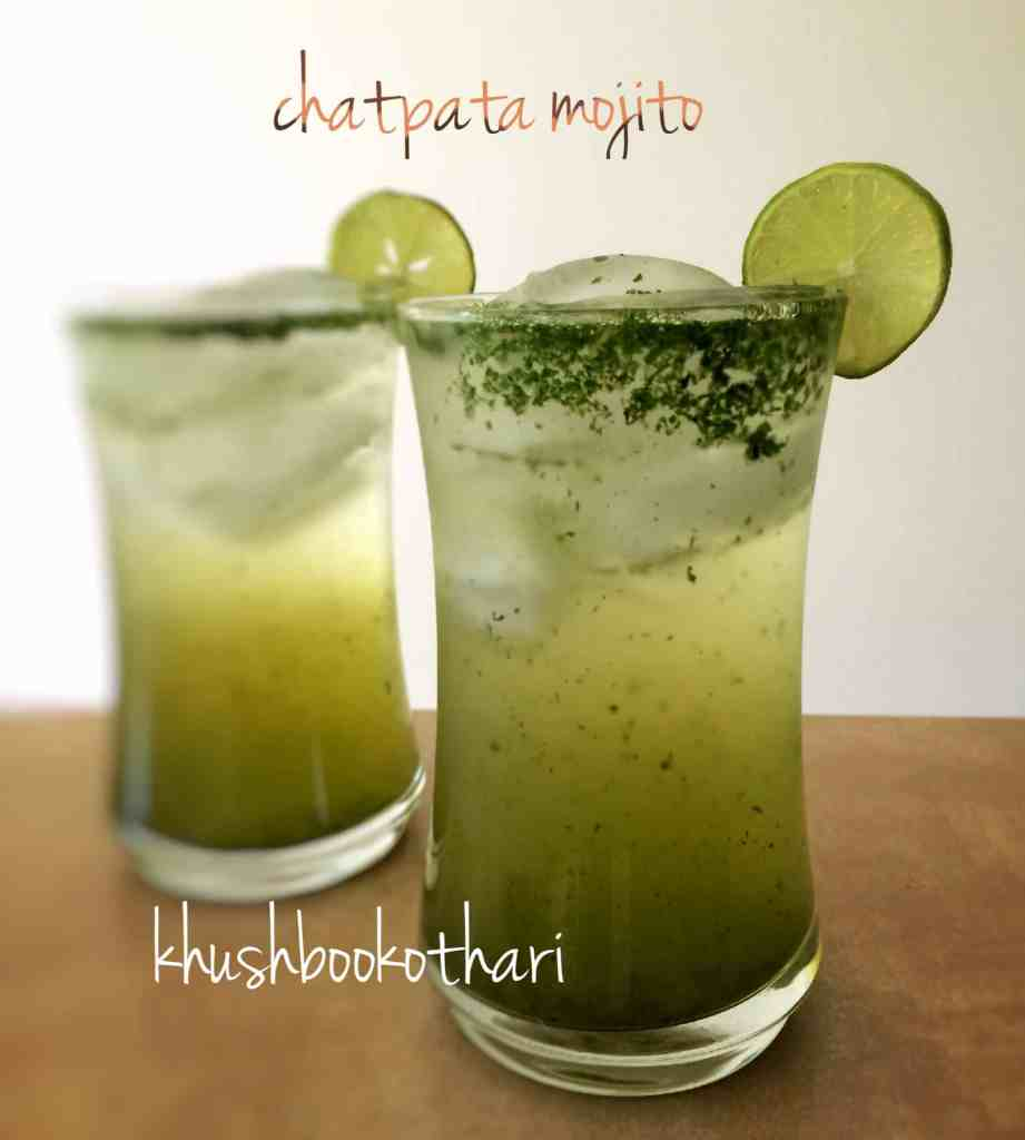 Chatpata Healthy Mojito