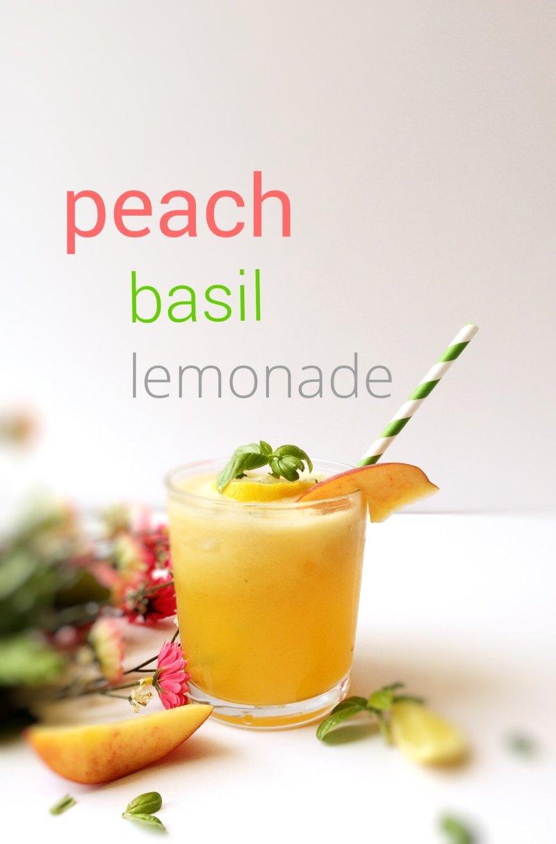 peach basil