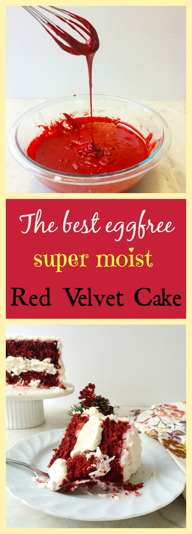 Carve Your Craving Red Velvet Cake