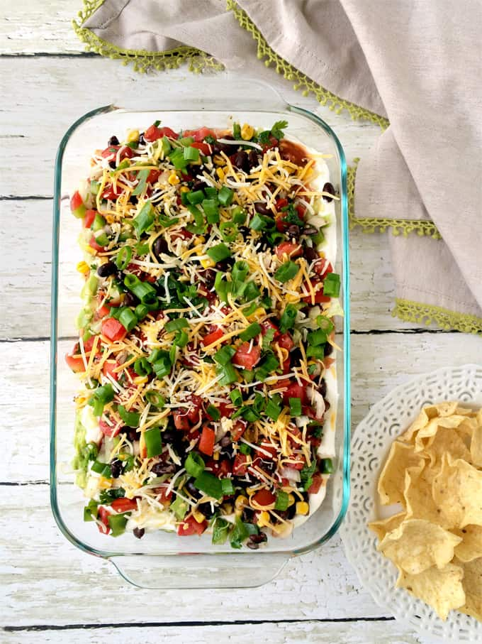 easy-7-layer-mexican-dip