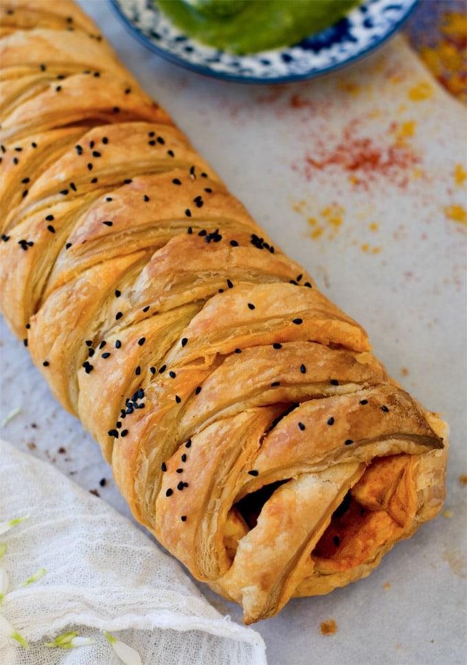 ahari-paneer-puff-pastries