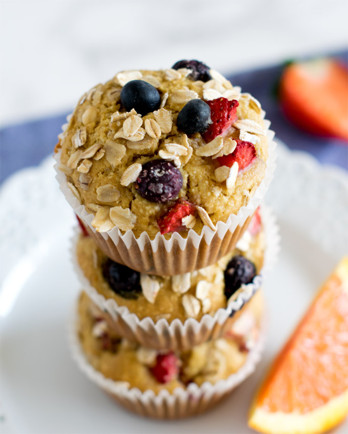 eggless-healthy-muffins-vegan