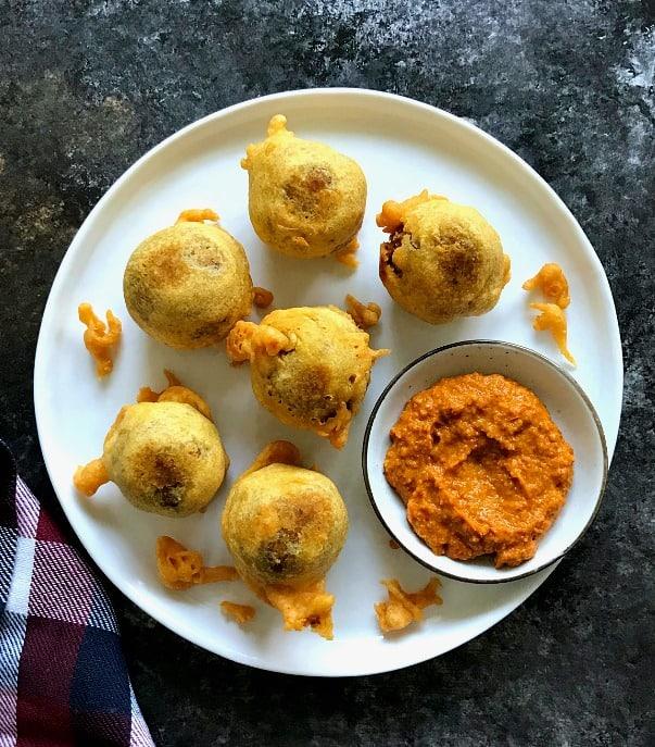 Ideas with Leftover rice / vadas ( no onion no garlic no potatoes)