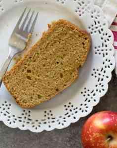 Moist Vegan Apple Cake