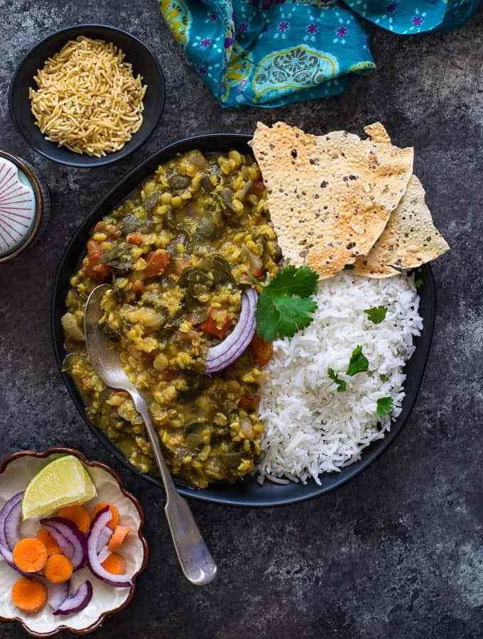 Superfood Moringa Dal