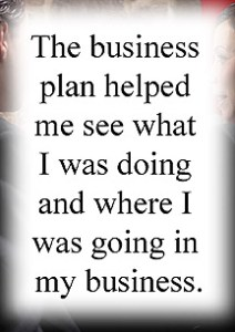 Create a business plan for your small business