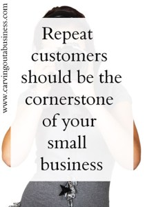 key elements I use to create repeat customers