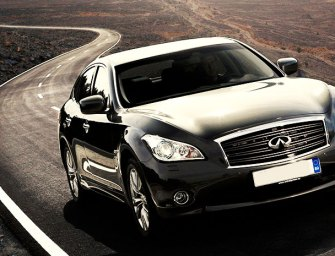From Here To Infiniti